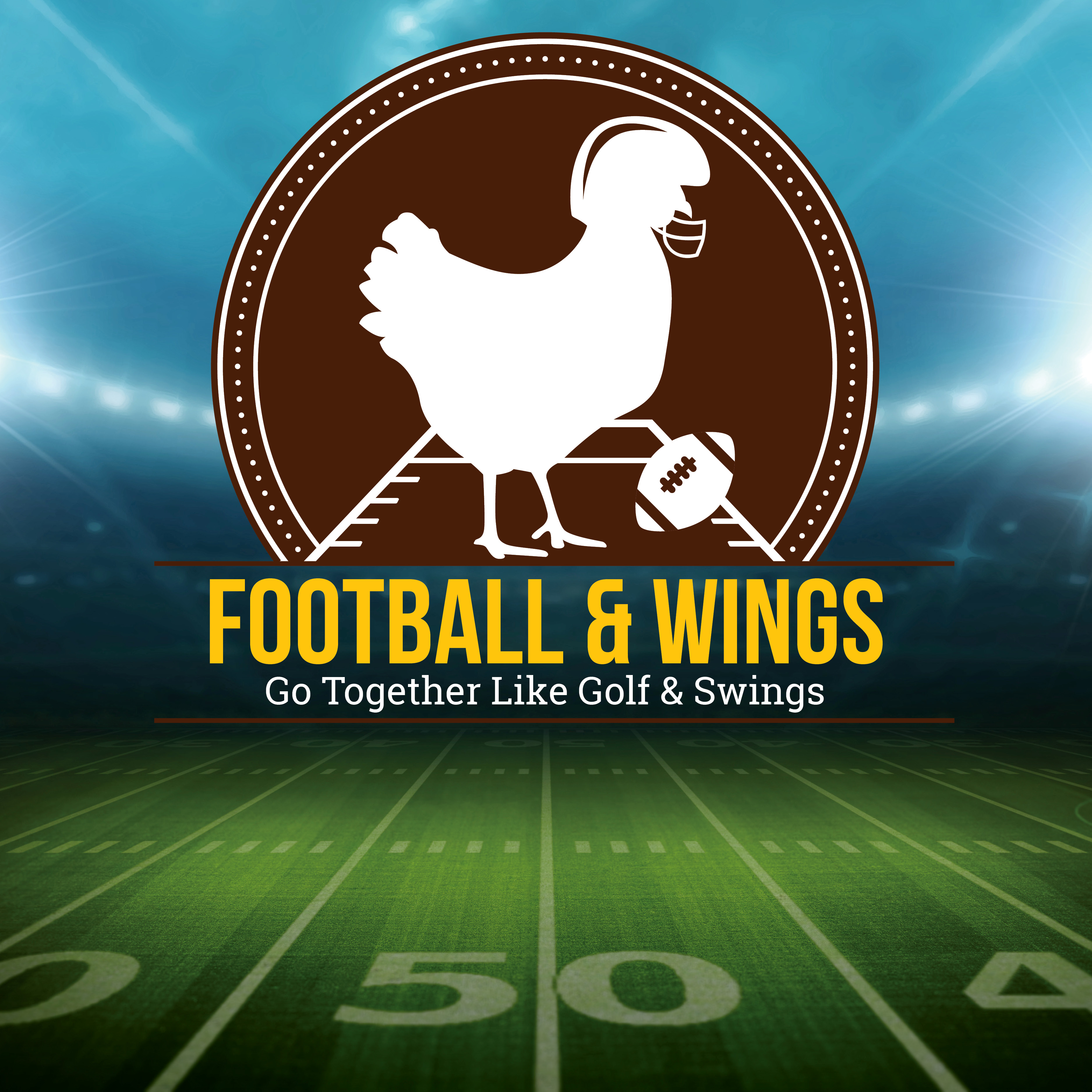 Football and Wings at Colony West Golf Club in Tamarac, FL