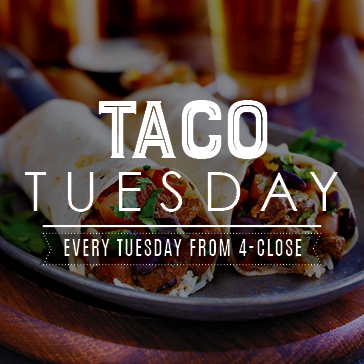 Taco Tuesdays at Orchard Valley Golf Course