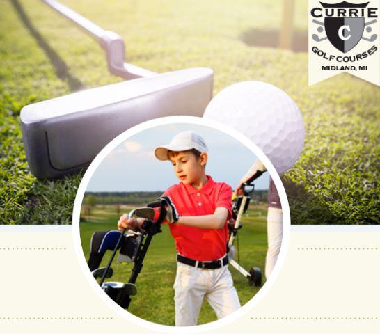 Currie Junior Golf 2016