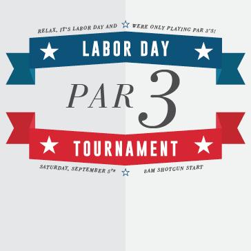 Willowbrook Golf Course Labor Day Par 3 Tournament Winter Haven Florida 33881