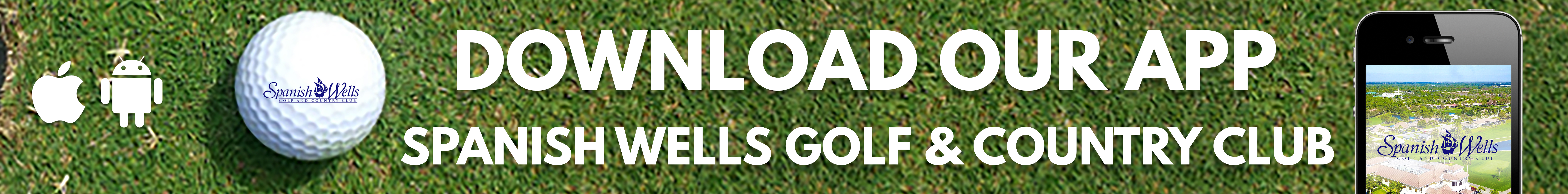 Spanish Wells Golf App
