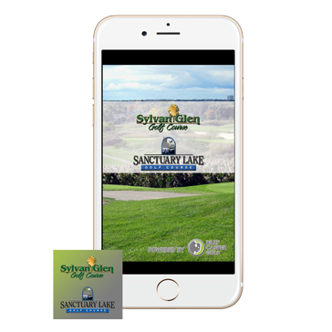 Golf Troy App Web banners