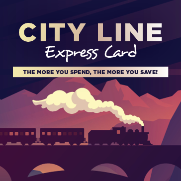 City Line Express Card Web