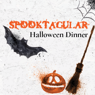 Spooktacular Halloween Dinner at Centennial Park in Munster, Indiana