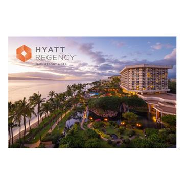 Kaanapali Golf - Hyatt Regency image with logo