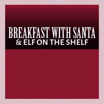 Breakfast with Santa & Elf on the Shelf at St Johns Golf Country Club
