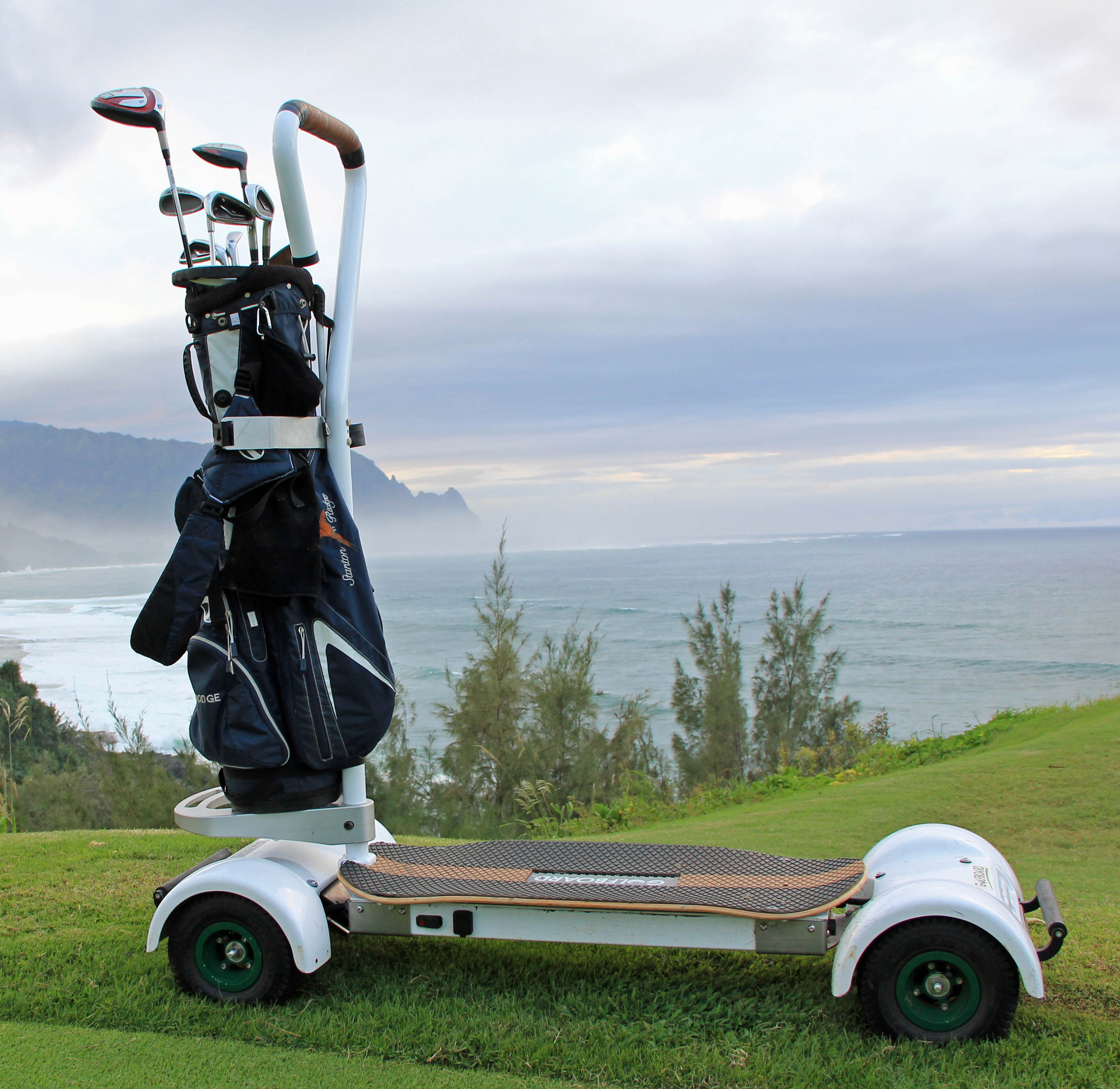 GolfBoard, Surf The Earth