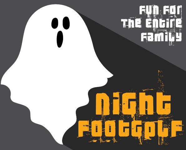 Halloween Themed Night Footgolf