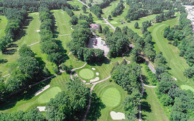 Aerial View of The Windham Club