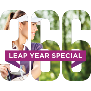Leap Year Special at Cypress Creek