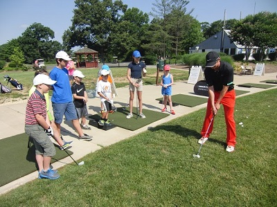 2018 Junior Camp Reston National Golf Course