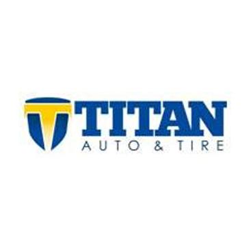 Titan auto logo - Magnolia Green Golf Club