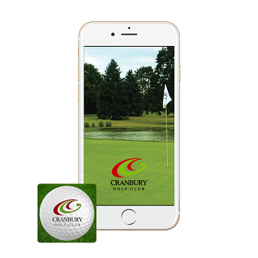 Cranbury Golf App web