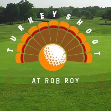 2016 Turkey Shoot at Rob Roy Golf Course