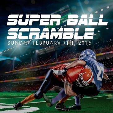 Super Ball Scramble