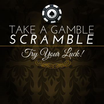 Take a Gamble Scramble at Lincoln Hills