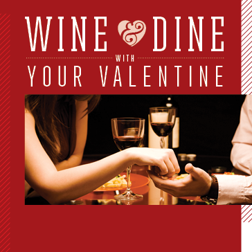 Wine & Dine Valentine's Dinner at a Billy Casper Golf Course