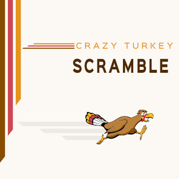 Crazy Turkey Scramble at Orchard Valley Golf Course