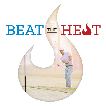 Beat the Heat at Billy Casper Golf