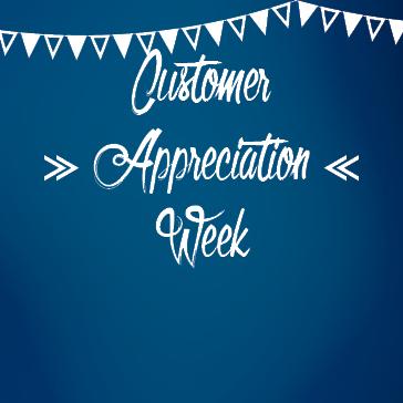 Customer Appreciation Week at Whisper Creek Golf Club in Huntley, Illinois