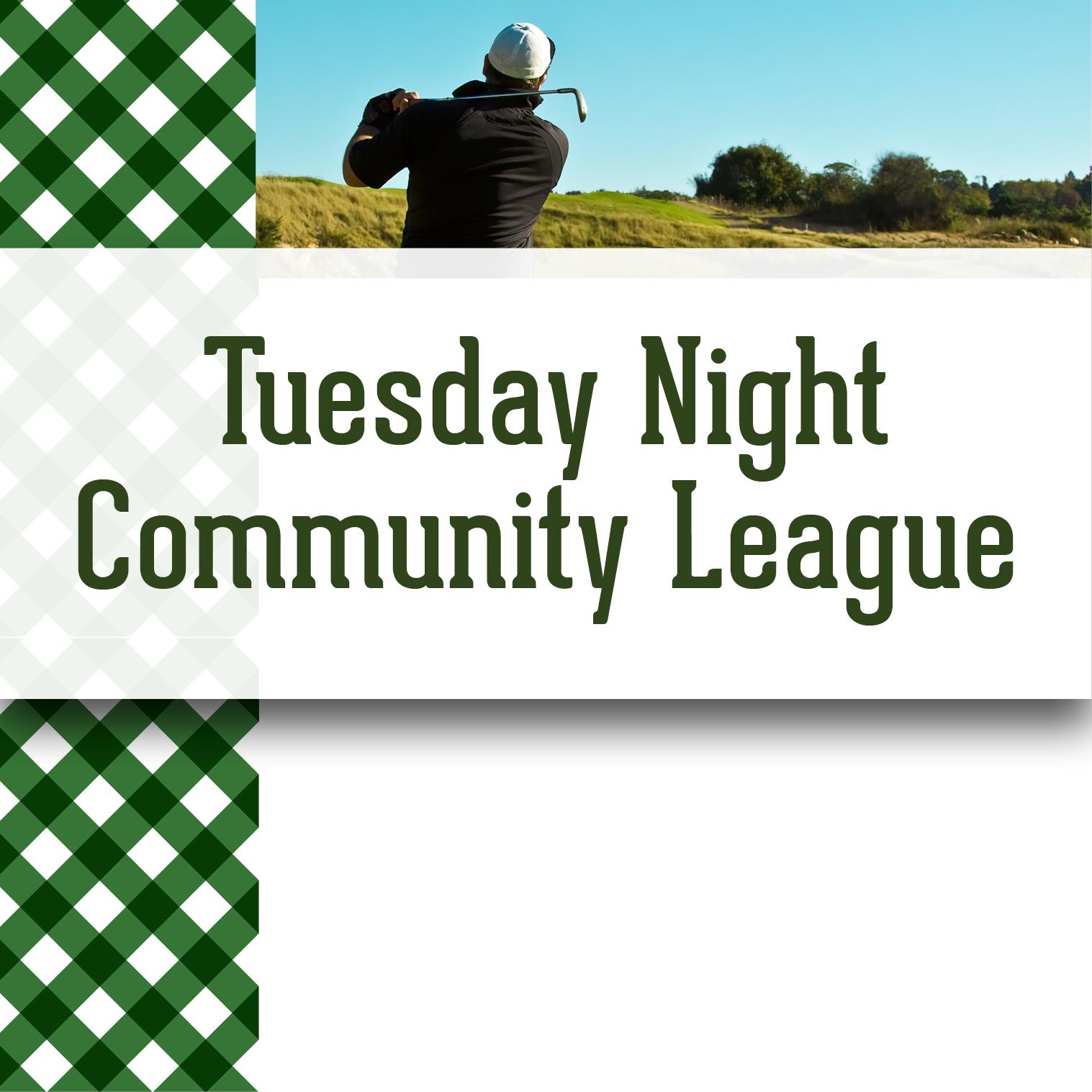 Tuesday Night Community League