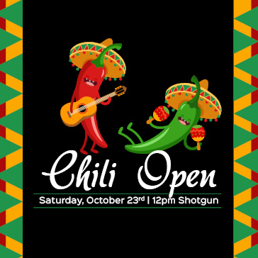 Chili Open at Highland Woods Golf Course