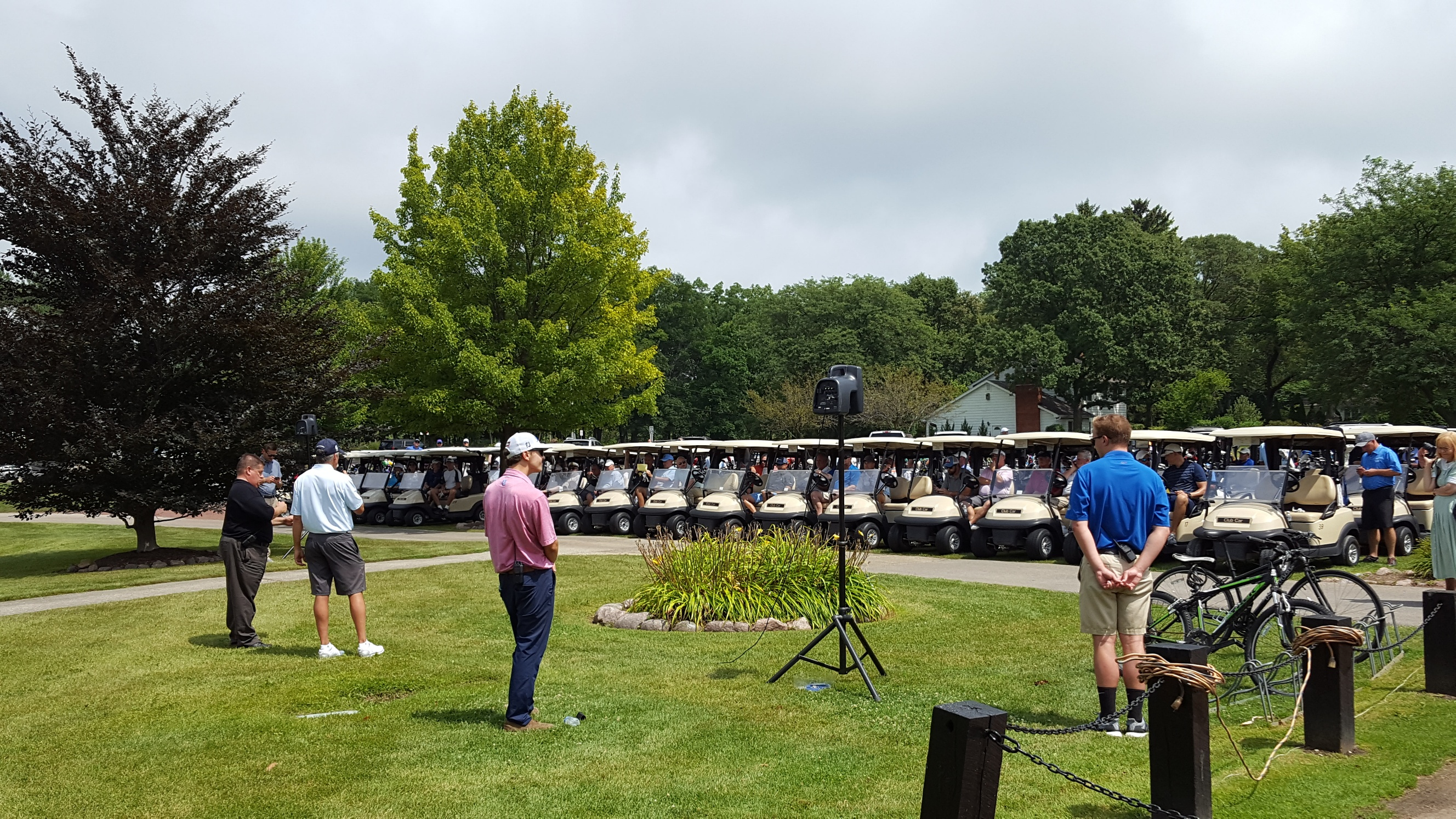 50th Anniversary at Lake Bluff Golf Club