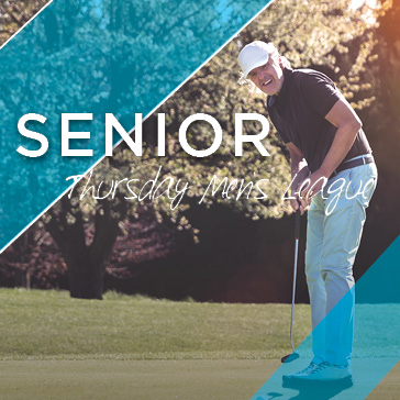 Thursday Senior Men's League at Jackson Park Golf Course in Chicago, Illinois