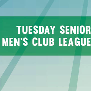 Senior Mens Club League at George Dunne National Golf Course