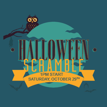 Halloween Scramble at George Dunne National Golf Course in Oak Forest, Illinois