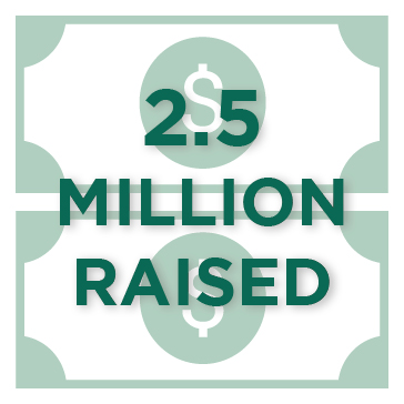 2.5 Million Raised at Reston National