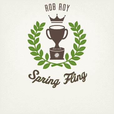 Spring Fling Scramble at Rob Roy Golf Course