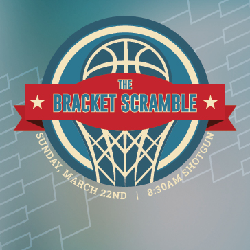 Bracket Scramble Web banner at Cypress Creek Country Club - golf event