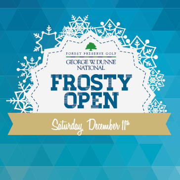 Frosty Open at George Dunne National Golf Course