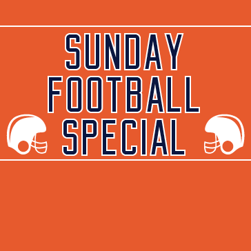 SUNDAY FOOTBALL SPECIAL