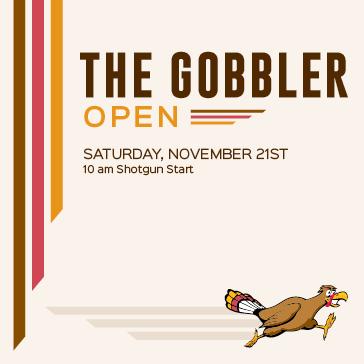 The Gobbler Open