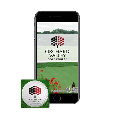 Phone Icon Mobile App Orchard Valley