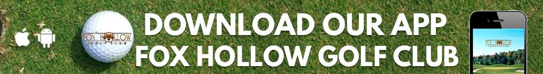 Fox Hollow Golf App
