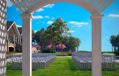 Weddings & Banquets at Magnolia Green Golf Club