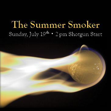 2015 Summer Smoker Event at 1757 Golf Club