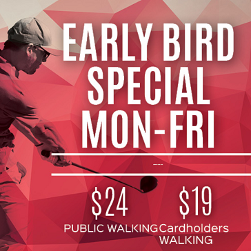 early bird golf special jackson park