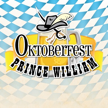 Oktoberfest event at prince william golf course