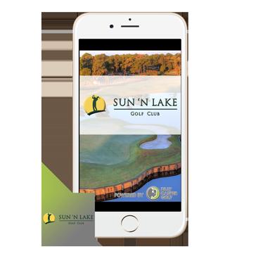 Sun N Lake App Web Banners