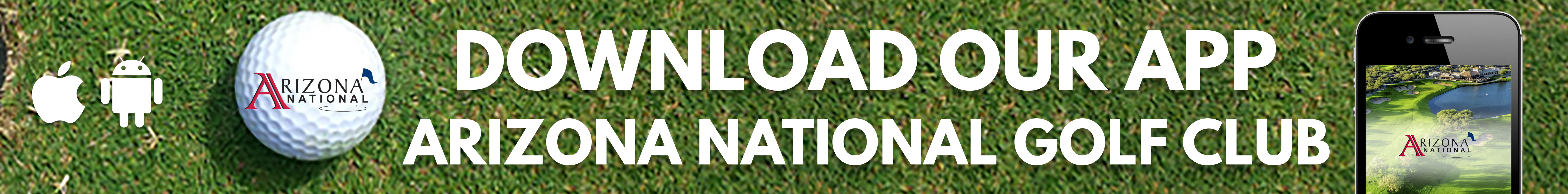 Arizona National Golf App