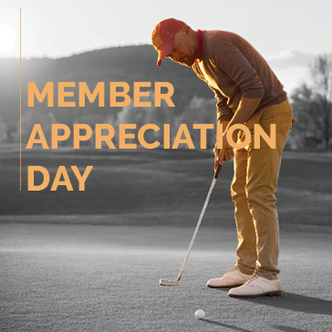 Member appreciation Day at Brewton Country Club