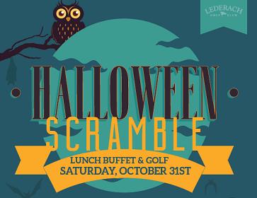 lederach halloween scramble