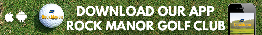 Rock Manor Golf App