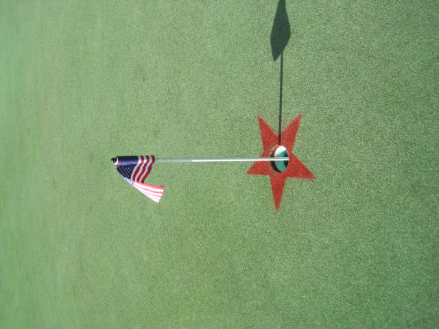Eastpointe 4th of July red pin