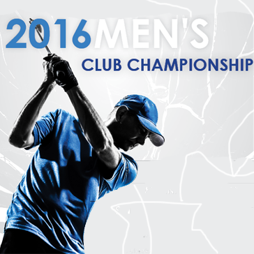 2016 Men's Championship Golf Event