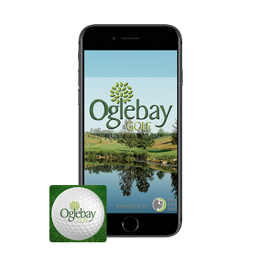 app banner - Phone with Icon Oglebay